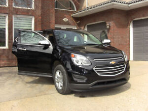 2017 Chevy Equinox AWD, 5450 km, No accidents, Warranty