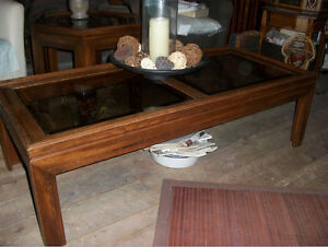 Coffee and End Table - Solid Maple $75 London Ontario image 1