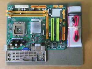 Biostar G31-M7 TE Socket LGA 775 motherboard (for C2Q,C2D,etc.)