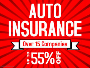 CHEAP CAR INSURANCE / AUTO INSURANCE - 647 710 1724