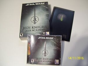 Star Wars Jedi Knight et Jedi Kight II Jeu PC