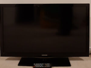 Samsung HD TV, LCD, 46', 300$