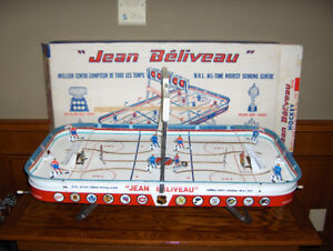 CASH PAID FOR OLD VINTAGE TABLE TOP HOCKEY GAMES, used for sale  Hamilton