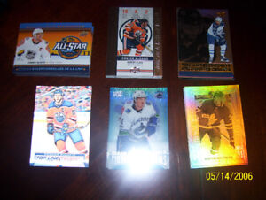 Tim Horton Hockey Cards 2018-19  All Inserts +Base Cards WoW