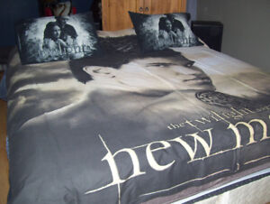 Twilight New Moon Jacob Housse de Couette plus Oreillers