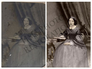 HSC Photo Restoration St. John's Newfoundland image 7