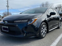 Driver, Courier, With New 2020 Toyota Corolla Hybrid
