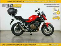 2017 66 HONDA CB500 FA-H - BUY ONLINE 24 HOURS A DAY