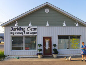 Dog Grooming Salon for sale.