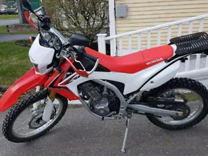 2014 Honda CRF250