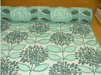 Stunning heavy weight uphostery fabric