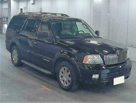 FRESH IMPORT FACE LIFT LINCOLN NAVIGATOR AMERICAN SUV TOP OF THE RANGE V8 4WD