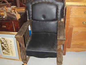 Antique Porch Rocking Chair  *REDUCED $100.00*