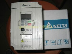 New-Delta-VFD-M-inverter-VFD007M43B-0-75KW-good-in-condition-for-industry-use