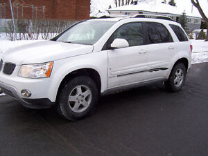 2009 Pontiac Torrent Sport AWD  4X4  **** Aubaine ***