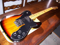Squier Tele Custom