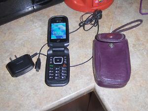 Téléphone cellulaire  LG avec la compagnie américaine Tracfone
