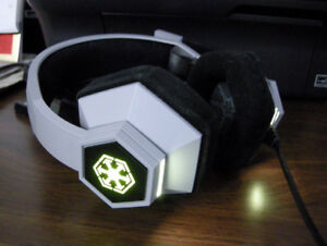 StarWars LED colour change gaming headphone