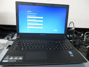 Laptop Lenovo B50-80 i5-5200U 4GB 500GB 15.6'  Win 10 Home