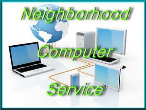 Affordable Neighbourhood Computer Service London Ontario image 1