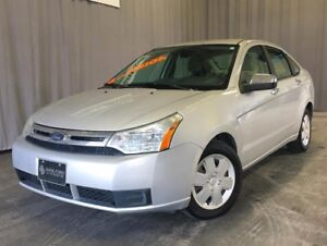 Ford Focus 4dr Sdn 2008