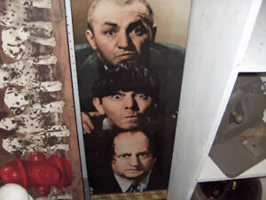 Three Stooges Poster Board