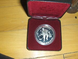 Stanley Cup 1993 Silver Dollar Proof RCM