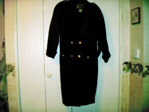LEATHER COAT - Ladies