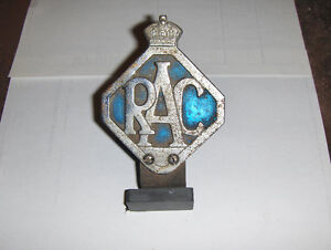 Royal Automobile Club Emblem Gatineau Ottawa / Gatineau Area image 1