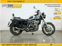 2001 51 TRIUMPH THUNDERBIRD - BUY ONLINE 24 HOURS A DAY