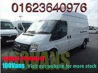 FORD TRANSIT 2.2TDCI T350L LWB HIGH ROOF EURO 5 FREEZER -18 DEGS