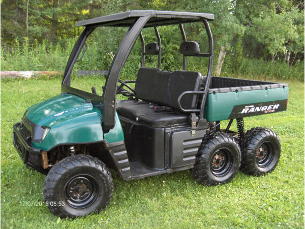 Used 2008 Polaris RANGER 6X6