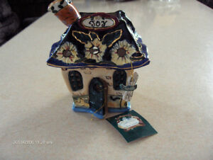 COLLECTOR VOTIVE HOUSE