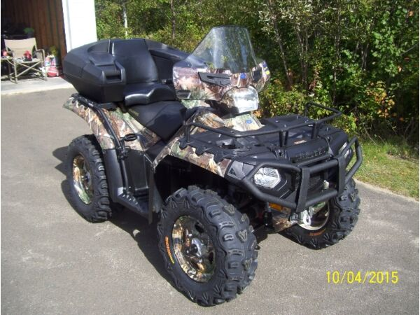 Used 2014 Polaris Sportsman 850xp H.O.