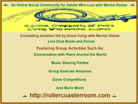 An Online Community for Adults With Mental Illness