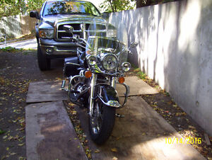Low Mileage Road King For Sale