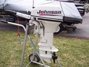 2005 johnson 9.9 short shaft