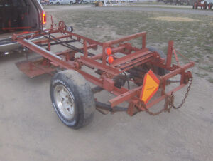 Pulling Competition Sled