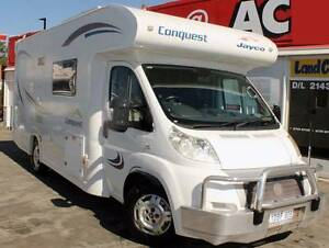 2008 FIAT DUCATO CONQUEST 3.0L TURBO AUTO DIESEL MOTORHOME Cannington Canning Area Preview
