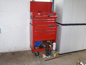 Tool Cabinet and Tools