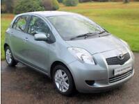 2008 (08) Toyota Yaris 1.4TD TR Multimode 5dr