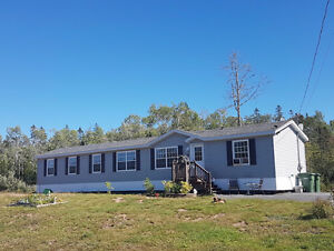 LARGE 4 Bedroom Mini Home on 2 Acres - MUST SEE!!!!