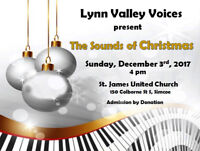 Sounds of Christmas with The Lynn Valley Voices