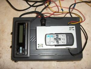 6 Disc CD Player/Changer ALPINE CHM-S630