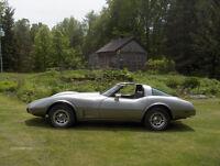 Corvette 1978 25e anniversairre