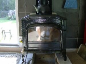 DOVRE WOOD STOVE