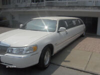 2- Lincoln Limousines - 1-Crystal,, 1-Royale- $10,000 each