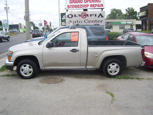 2004 GMC Canyon - (ONLY 124,OOO kms) AUTO, AIR, LINER -CERT/EMIS