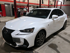 2017 Lexus IS300 F-Sport Lease takeover