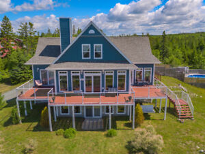 5 BED, 3 BATH ICF HOME WITH POOL AND ADDITIONAL LOT